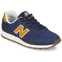 Boty Nízké tenisky New Balance ML373 Modrá / Žlutá