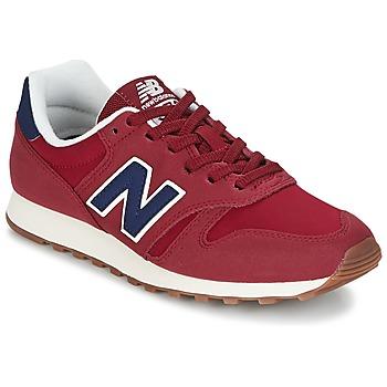 Boty Nízké tenisky New Balance ML373 Červená / Modrá
