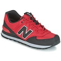 Boty Muži Nízké tenisky New Balance ML574 Červená