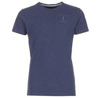 Textil Muži Trička s krátkým rukávem Hackett JODA Tmavě modrá