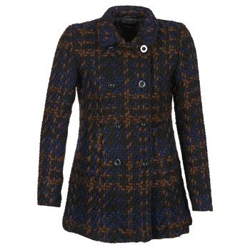 Textil Ženy Kabáty Desigual GERDA modrá