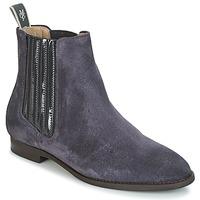 Boty Ženy Kotníkové boty Marc O'Polo PRAGUE 2 Tmavě modrá
