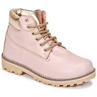 Boty Dívčí Kotníkové boty Citrouille et Compagnie HICHOU Růžová