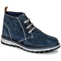 Boty Chlapecké Kotníkové boty Citrouille et Compagnie HISEO Tmavě modrá