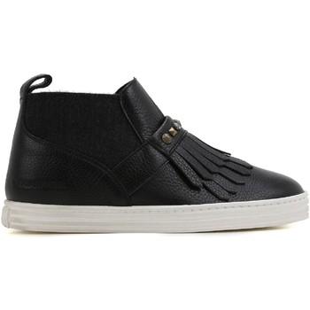 Hogan Kotníkové boty HXW1820V400DU50002 - Černá