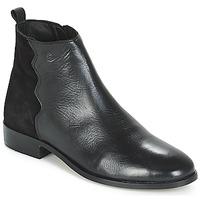 Boty Ženy Kotníkové boty Betty London HELOI Černá