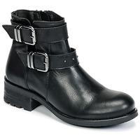 Boty Ženy Kotníkové boty Betty London HELIDI Černá