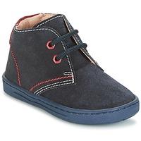 Boty Chlapecké Kotníkové boty Chicco COBIN Tmavě modrá