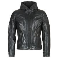 Textil Muži Kožené bundy / imitace kůže Redskins MORISSON Černá