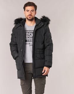 Textil Muži Prošívané bundy Redskins CARL Černá