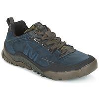 Boty Muži Multifunkční sportovní obuv Merrell ANNEX TRAK LOW Modrá