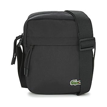 Taška Muži Malé kabelky Lacoste NEOCROC Černá