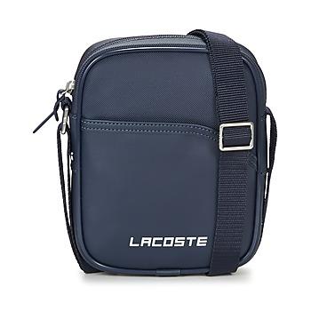 Lacoste Malé kabelky ULTIMUM - Modrá