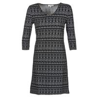Textil Ženy Krátké šaty Cream MIRA DRESS Černá