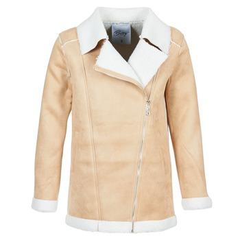 Textil Ženy Kabáty Betty London HARMI Béžová