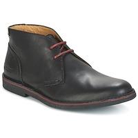 Boty Muži Kotníkové boty Kickers MISTIC Černá
