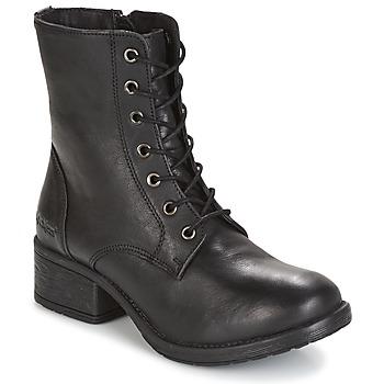 Boty Ženy Kotníkové boty Kickers REKABBY Černá