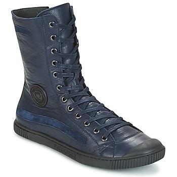 Boty Ženy Kotníkové boty Pataugas BASIC Tmavě modrá