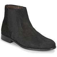 Boty Muži Kotníkové boty So Size HUPA Černá