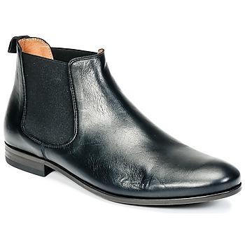 Boty Muži Kotníkové boty Brett & Sons GENOVA Černá