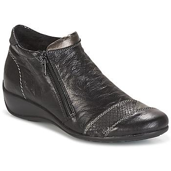 Boty Ženy Kotníkové boty Remonte Dorndorf LOUNA Černá