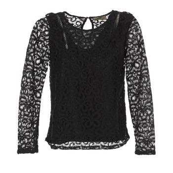 Textil Ženy Halenky / Blůzy Betty London HELO Černá