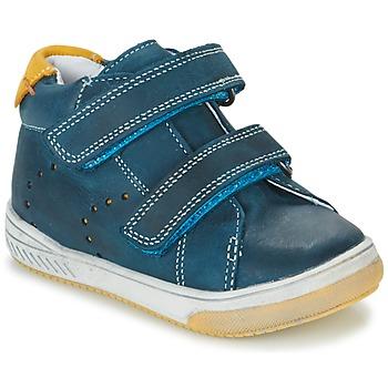 Boty Chlapecké Kotníkové tenisky Babybotte ANTILLES Modrá