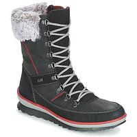 Boty Ženy Zimní boty Rieker BISKA Černá