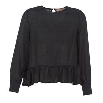 Textil Ženy Halenky / Blůzy Moony Mood HARMO Černá