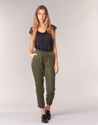 Textil Ženy Turecké kalhoty / Harémky G-Star Raw BRONSON SPORT WMN Khaki