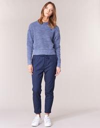 Textil Ženy Turecké kalhoty / Harémky G-Star Raw BRONSON PS SPORT WMN Modrá