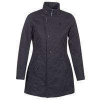 Textil Ženy Parky G-Star Raw MINOR CLASSIC PADDED SLIM COAT Černá