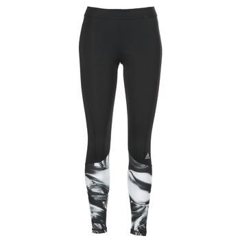 Textil Ženy Legíny adidas Performance TF TIG LT PR1 Černá