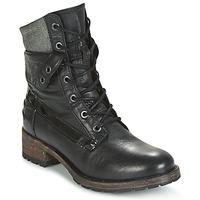 Boty Ženy Kotníkové boty Pataugas DEDAY Černá