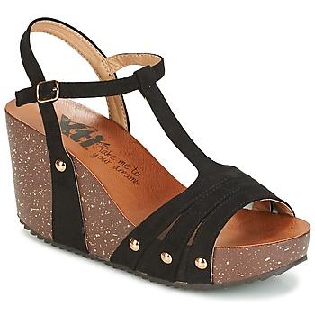 Boty Ženy Sandály Xti  Černá