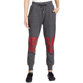Textil Ženy Teplákové kalhoty adidas Originals Loose Track Q4 Grafitové