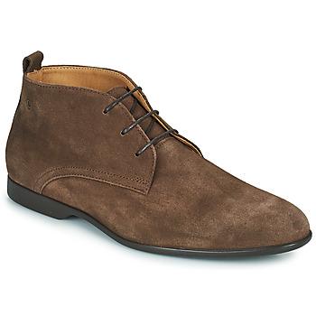 Boty Muži Kotníkové boty Carlington EONARD Hnědá