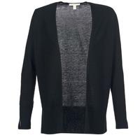 Textil Ženy Svetry / Svetry se zapínáním Esprit IRDU Černá