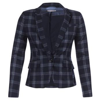 Textil Ženy Saka / Blejzry Esprit GEMIL Tmavě modrá