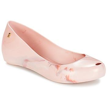 Boty Ženy Baleríny  Melissa ULTRAGIRL XII Růžová