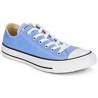 Boty Nízké tenisky Converse CHUCK TAYLOR ALL STAR SEASONAL COLOR OX PIONEER BLUE Modrá