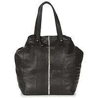 Taška Ženy Velké kabelky / Nákupní tašky Pieces JULES Černá