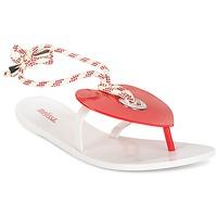 Boty Ženy Žabky Melissa BLISS II SP AD Bílá / Červená