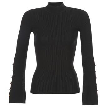 Textil Ženy Svetry Morgan MJIK Černá