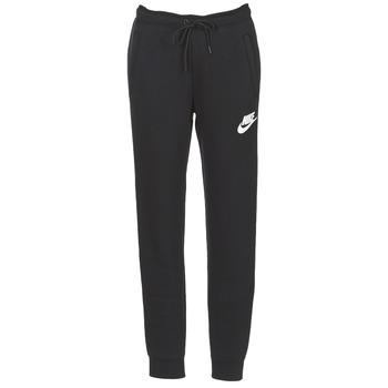 Textil Ženy Teplákové kalhoty Nike RALLY PANT Černá / Bílá