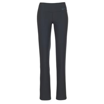 Textil Ženy Teplákové kalhoty Nike POWER LEGEND PANT Černá / Šedá