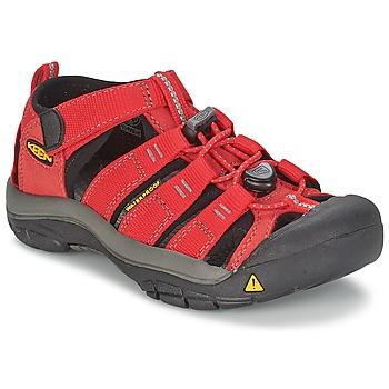 Keen Sportovní sandály KIDS NEWPORT H2 - Červená