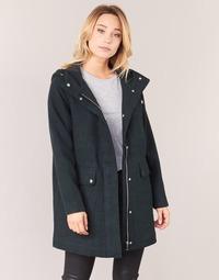 Textil Ženy Kabáty Noisy May TOWN Černá