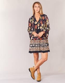 Textil Ženy Krátké šaty Derhy DEGUSTATION Černá