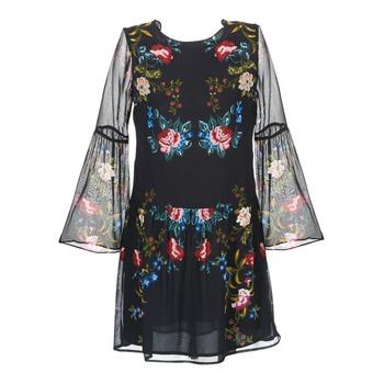 Textil Ženy Krátké šaty Derhy DANEMARK Černá